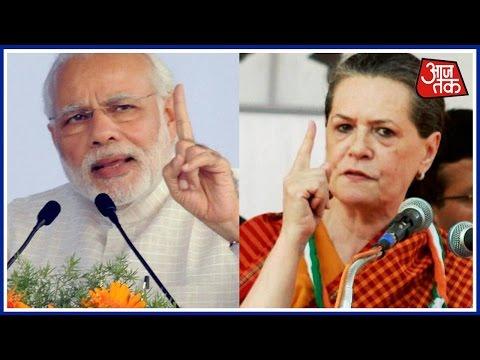 Dastak: War Of Words Continue After Sonia Gandhi's Jibe At Narendra Modi