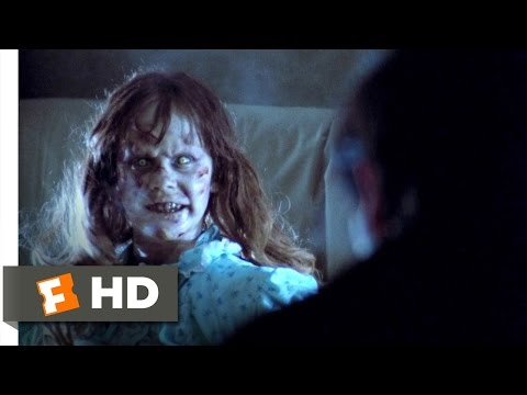 The Exorcist (3/5) Movie CLIP - Head Spin (1973) HD