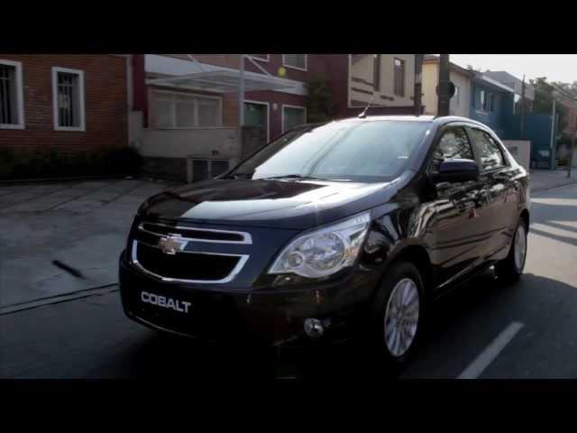 Vídeo de divulgação - Chevrolet Cobalt