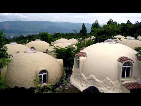 Японцы начали строить дома из пенопласта, за 2 часа и $1000