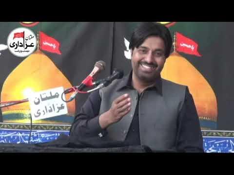 Allama Syed Aqil Raza Zaidi I 25 Safar 2018 | Markazi Imam Bargah Markazi Sadat Sarai Sidhu Khanewal
