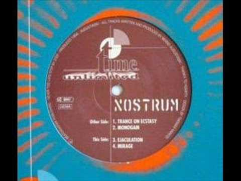 Nostrum - Trance On Ecstasy (CLASSIC 1994)