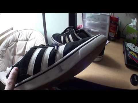 Adidas Busenitz Vulc Mens Skate Shoes Review