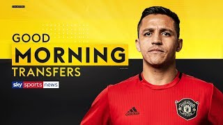 Does Alexis Sanchez have a future at Manchester United? | Good Morning Transfers
