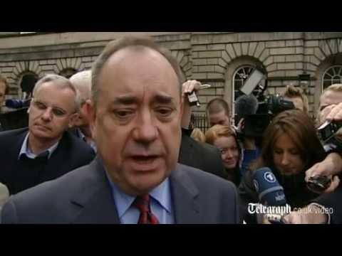 Alex Salmond: No campaign has fallen apart at the seams
