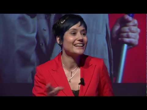 Life Lessons Stripped Down: Jaigris Hodson at TEDxVictoria