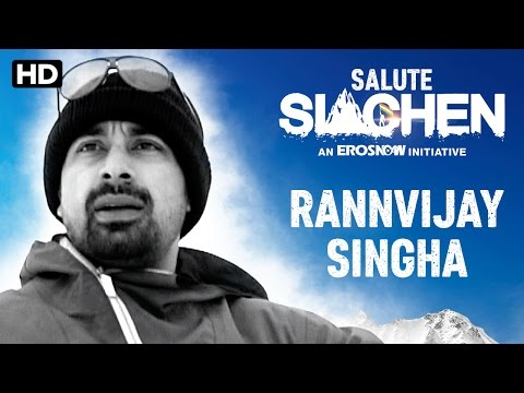 Salute Siachen | Rannvijay Singha - Introduction