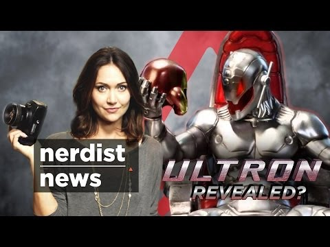 Ultron Revealed? Leaked Avengers 2 Set Photos! (Nerdist News w/ Jessica Chobot)