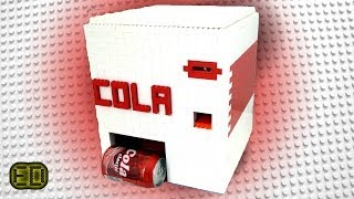 Lego Cola Machine