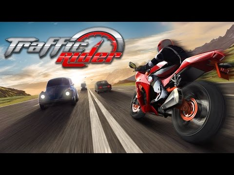 Traffic Rider - Очень качественный симулятор мотоцикла на Android