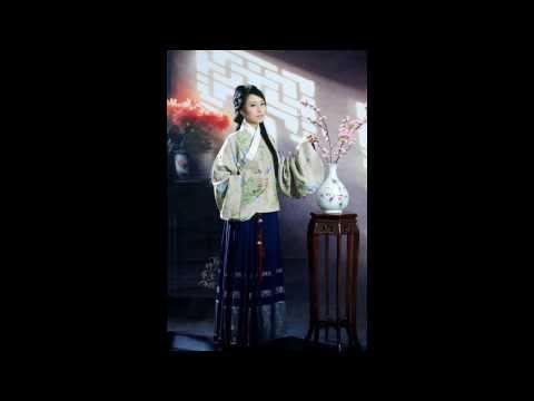 Hot Chinese girls in traditional dress(3) 中國漢服之襖裙(女)