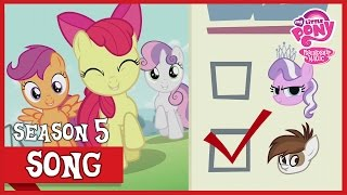 The Vote (Crusaders of the Lost Mark) | MLP: FiM [HD]