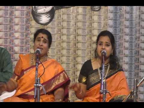 Dr.nagavalli Nagaraj Sings Her Own Tillana In Raga Bageshri video