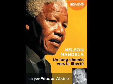 """""""Un long chemin vers la liberté"""" de Nelson Mandela lu par Féodor Atkine"""