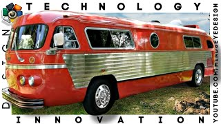 15 Cool Campers from the Old School Days | Classic and Vintage