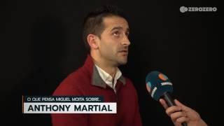 Miguel Moita - A visão sobre Bernardo Silva, João Moutinho, Lemar, Martial, William Carvalho e Adrien Silva