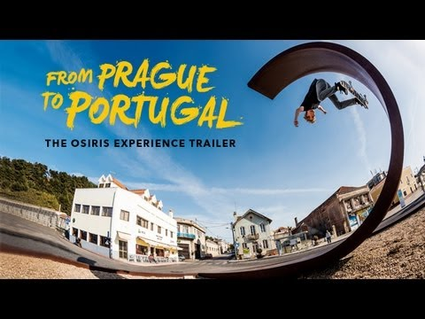 'From Prague To Portugal: The Osiris Experience' Trailer - TransWorld SKATEboarding