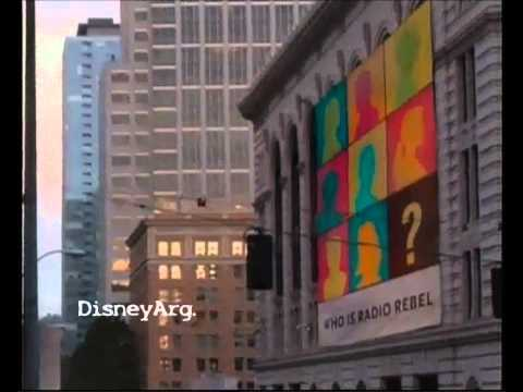 "Radio Rebel - Nueva Pelicula Disney Channel - Estreno ""abril"" - Promo #2"
