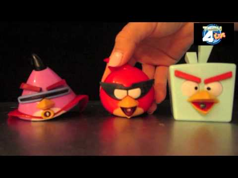 Lite Force   Morph Lites   Angry Birds Space
