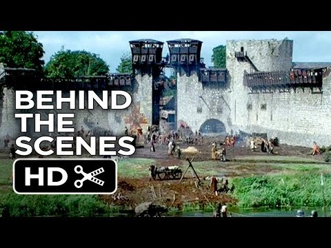 Braveheart Behind the Scenes - Production Design (1995) Mel Gibson Movie HD