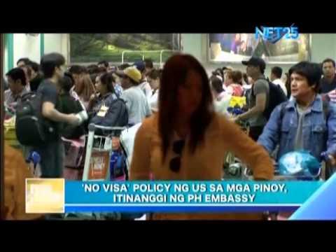 Philippine embassy denies US