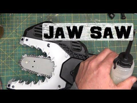 BOLTR: Worx Jaw Saw | Engineering Fail