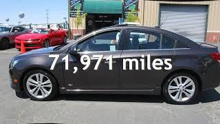 2014 Chevrolet Cruze LTZ Auto for sale in PITTSBURG, CA