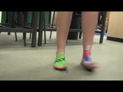 Girl Kids Feet Girls Feet Dancing For