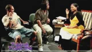 Taj Tarik Bey and Sabir Bey PT 3 on the Tahirah Taalib Din Show