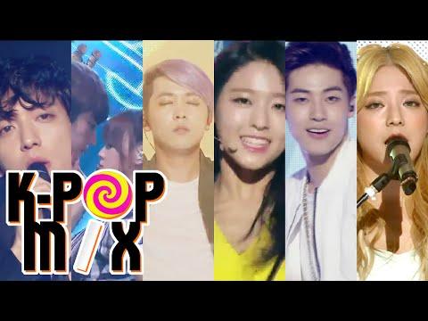 [K-pop Mix] 2015 FNC ENT Artist Compilation Vol.1