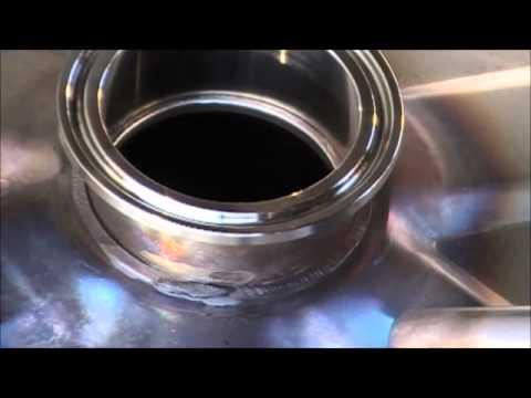 Пайка нержавейки / Soldering Stainless Steel