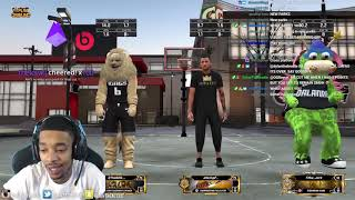 FlightReacts Got Nervous After 2 99 Mascots PULLED UP ON HIM NBA 2K20