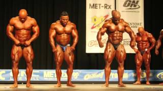 NPC Nationals 2015 Prejudging  |  Super Heavyweight Jonathan Irizarry & Joseph Mackey