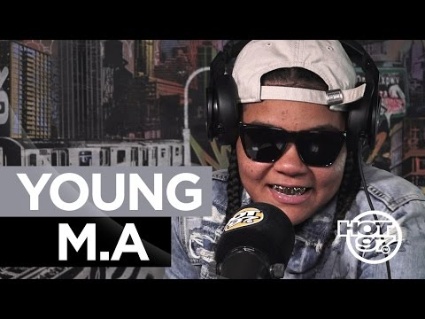 Young M.A Opens Up On Turning Down Empire, Dating & New York Rap Scene