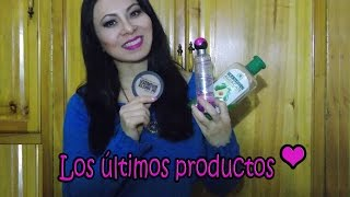 Ultimos Productos - Tag ✔