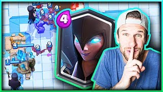 BEST NIGHT WITCH DECK!? Clash Royale