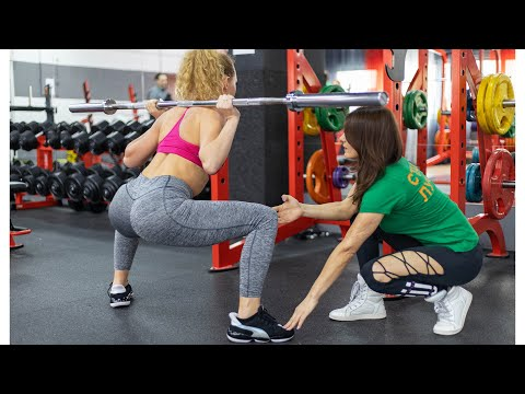 Female Fitness And Bodybuilding  Motivation video