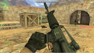 Counter strike 1.6 Gameplay de dust 2