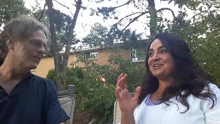 Christopher Young interviews Erica Gholizadeh about her Gift of Past Life Regression work.