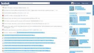 Colocando Credito Gratis no Celular Pelo Facebook! 2012