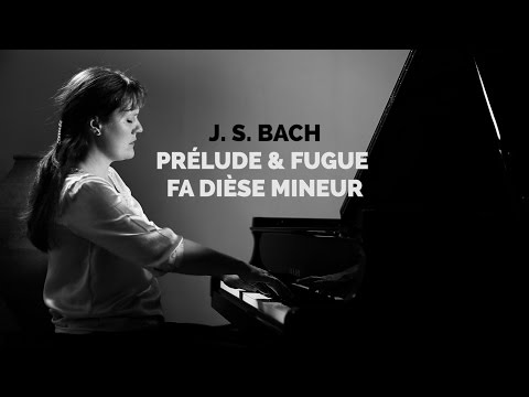 Бах Иоганн Себастьян - BWV 859 - Прелюдия №14 (фа-диез минор)