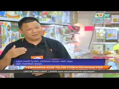 LittleWhiz.com on Bulletin Utama TV3 27/06/2014