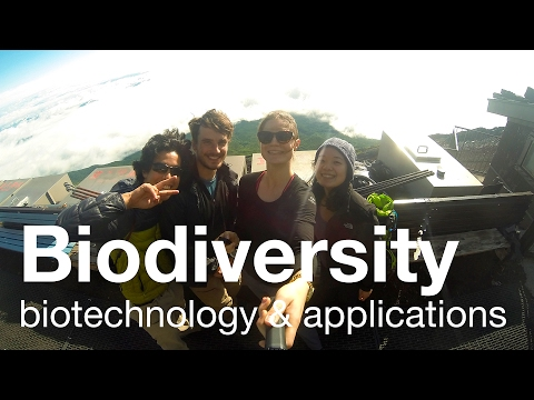 Study biodiversity and biotechnology in Japan