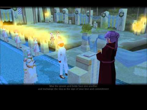 Mabinogi- My and Arimibn's Wedding