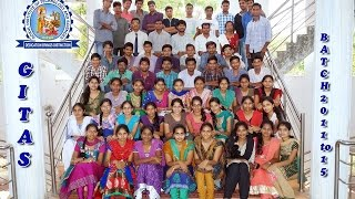 Heart Touching Memorys Of Gokul Institute Of Technology and science