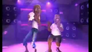 Nigerian dance comedy cartoon