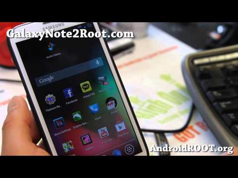 Jelly Beans ROM for Rooted Verizon Galaxy Note 2 SCH-i605! [Build 7][Best ROM]