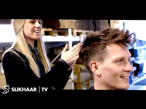Men's Hair ★ Iconic Messy Hairstyle With Bangs And Volume ★ Best Men's Haircut
