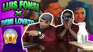 Download Lagu Luis Fonsi, Demi Lovato - Échame La Culpa (REACTION!!!) Gratis STAFABAND