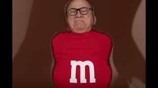 M&M's Super Bowl Commercial 2018 Teaser Danny DeVito